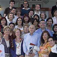 Juan Goytisolo critica el lenguaje que oculta la realidad de sangre y muerte en las guerras