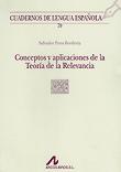 Arco Libros publica libro sobre Teoría de la Relevancia